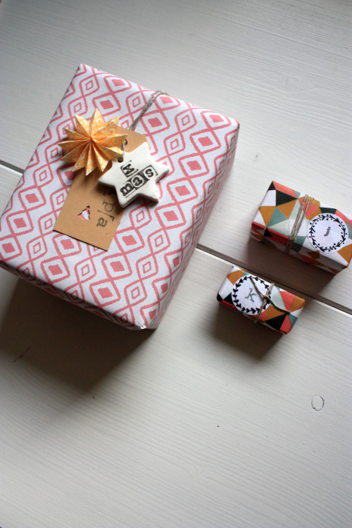 wrapping for Christmas by StyleStek.nl